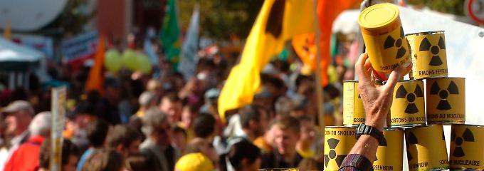 Seit langem fordern Umweltschützer die Stellegung von Fessenheim.