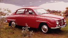 Zu den Exponaten zählen auch Vorserienfahrzeuge, Testwagen und Studien, die seit 1946 bei Saab entstanden sind.