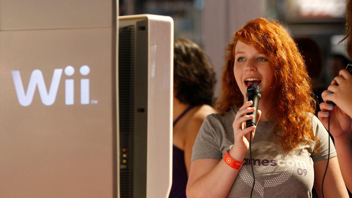 Gewinnwarnung Von Nintendo Spielekonsole Wii Wird Zum Ladenh 252 Ter N Tv De