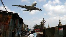 Bilderserie: Der Riesenjet A380