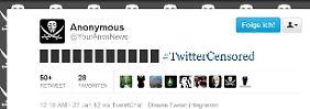 Twitter-Zensur: Aufruhr in der Erregungskammer