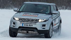 zum Jahresbeginn hat Land Rover seine Modellpalette überarbeitet.