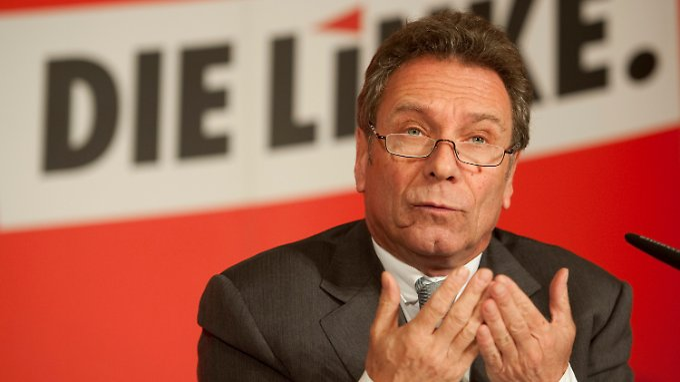 Linken-Chef Ernst hat für Dobrindts Ideen wenig übrig.