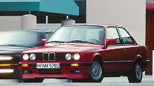 Krass konkret: Geschichte von de 3er BMW