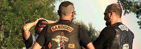 Die Anziehungskraft der Motorrad-Clubs reicht weit über ihre US-amerikanische Heimat hinaus.