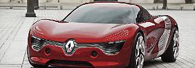 Der DeZir präsentiert in den Design-Studien von Renault die Zeit, in der sich zwei junge Menschen ineinander verlieben.