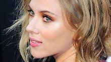 """Scarlett Johansson wird als """"beste Schauspielerin international"""" geehrt."""