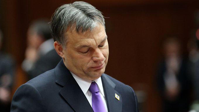 Viktor Orbán hat möglicherweise zu viel versprochen.