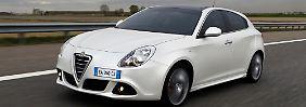 Der Alfa Romeo Giulietta ist seit knapp zwei Jahren in Deutschland am Markt und hatte mehr als 6300 Neuzulassungen hierzulande.