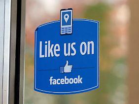 """Jeder Klick kann eine Modewelle auslösen: Etwas """"mögen"""" bekommt bei Facebook eine ganz neue Bedeutung."""