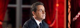 Wll Streiks am Himmel über Frankreich erschweren: Staatspräsident Nicolas Sarkozy.