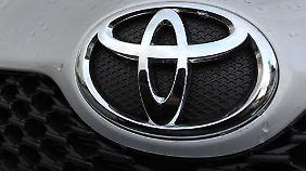 Platz 1 fest im Blick: Toyota greift wieder an