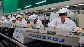 Selbstmordserie bei Apple-Zulieferer: Foxconn-Mitarbeiterin packt aus