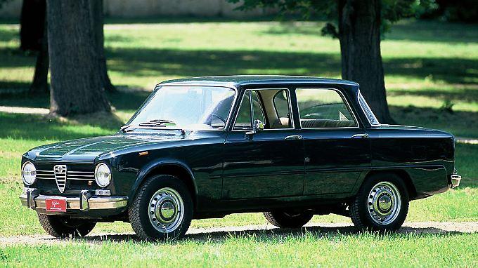 Die Giulia war eine der erfolgreichsten Baureihen des italienischen Autobauers Alfa Romeo. Sie wurde von Mitte 1962 bis Ende 1978 hergestellt.