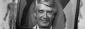 """Von 1981 bis 1987 moderierte Rudi Carrell """"Rudis Tagesshow""""."""