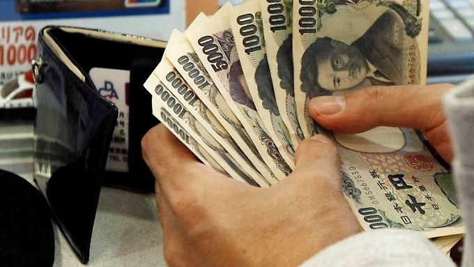 Die BoJ lockert ihre Geldpolitik deutlich.