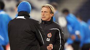 Betten der Schalke-Spieler zersägt: Hannover freut sich auf FC Brügge