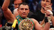 Klitschko gibt Chisora richtige Antwort: Doktor besiegt Raufbold