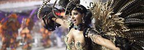 Bilderserie: Die Schönheiten des Karnevals