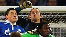 Wieder mittendrin: Timo Hildebrand, FC Schalke 04.