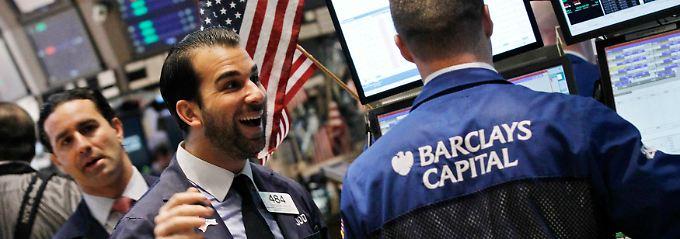 Mit ihren drei Nullen dahinter löst die 13 an der Wall Street Begeisterung aus.