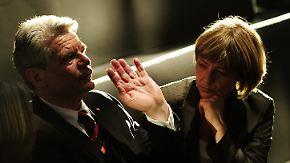 Hochzeit Ja oder Nein: Debatte über Gaucks wilde Ehe entfacht