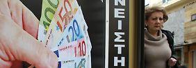Herabstufung wegen Schuldenschnitt: Fitch erwartet Athen-Pleite