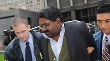 Die Beweisführung der Staatsanwaltschaft könnte durch die Verluste Rajaratnams geschwächt werden.