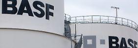 Für BASF geht es weiter nach oben.