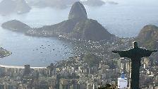 """Von Copacabana bis Zuckerhut: Rio de Janeiro, die """"wunderbare Stadt"""""""