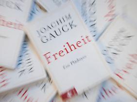 Gaucks Buch ist im Kösel-Verlag erschienen und kostet 10 Euro.