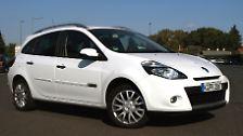Clio Grandtour: Renaults kompakter Kleiner