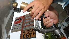 Hälfte an Treibstoff sparen: Wenn Autogas wie Lachgas wirkt