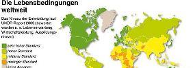 Den Deutschen geht es gut - egal welche Indikatoren zur Bemessung von Wohlstand berücksichtigt werden.