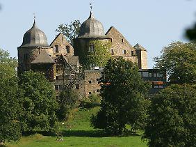 Sababurg bei Hofgeismar (Kreis Kassel): Hier soll Dornröschen 100 Jahre geschlafen haben,