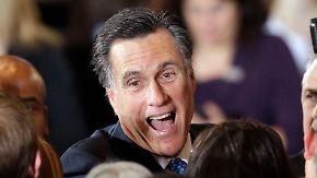Der Herausforderer ohne Bodenhaftung: Mitt Romney im Porträt