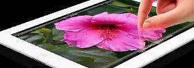 Das neue iPad ist mehr als die Weiterentwicklung eines erfolgreichen Produkts. Mit der dritten Generation seines Tablets untermauert Apple den Anspruch auf die Führung in der Computerwelt von morgen. Foto: Apple