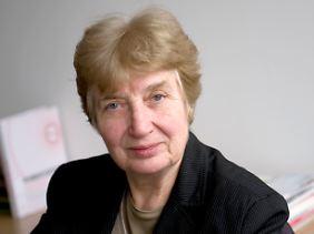 Barbara John, Ombudsfrau und Sachverständige im Ausschuss.