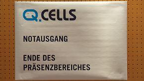 Solarbranche unter Druck: Q-Cells kämpft ums Überleben