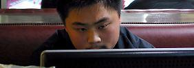 Internetnutzer in China leben gefährlich. Zumindest, wenn sie die Grundfesten des kommunistischen Systems infrage stellen.