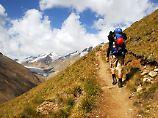 Gebirge sind besonders empfindliche Naturräume - Umweltschutz und Nachhaltigkeit sind in den Alpen deshalb besonders wichtig.