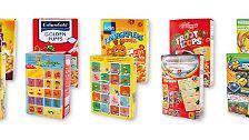 """Zu süß, zu fettig: Foodwatch-Studie """"Kinder kaufen"""""""