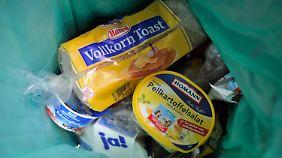 11 Millionen Tonnen im Jahr: Zu viele Lebensmittel landen im Müll