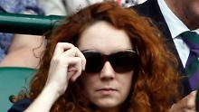 Rebekah Brooks: Wird sie jetzt eine Gefahr für Regierungschef Cameron? (Archivbild).
