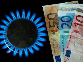 Initiative wird belohnt - Gaskunden sollten sich nach einem günstigeren Tarif umsehen.