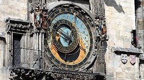 """Je schneller die Uhr """"tickt"""", desto geringer ist die Lebenserwartung."""