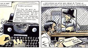1925: Traven beginnt zu schreiben.
