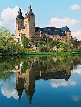 Düstere Geschichte: Hinter den Mauern von Schloss Rochlitz sind Folterinstrumente aus dem Mittelalter zu besichtigen.