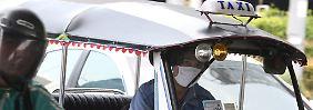 Der Taxifahrer rettete am Ende die Ehre seiner Zunft.