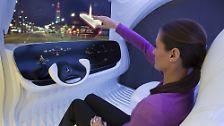 Mega-Trends von morgen: Wenn das Auto in die Datenwolke fährt
